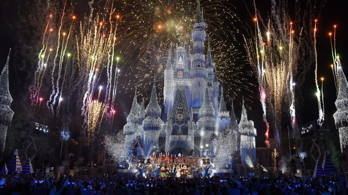 Why the World Needs Disney Magic