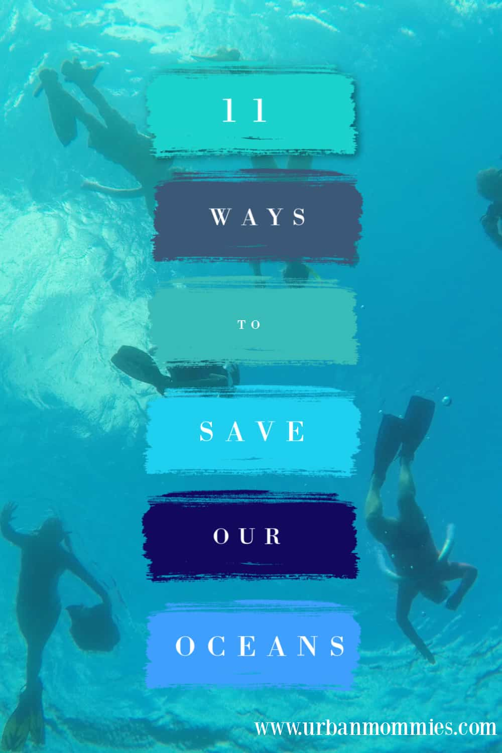 11 Ways to Help Save Our Oceans