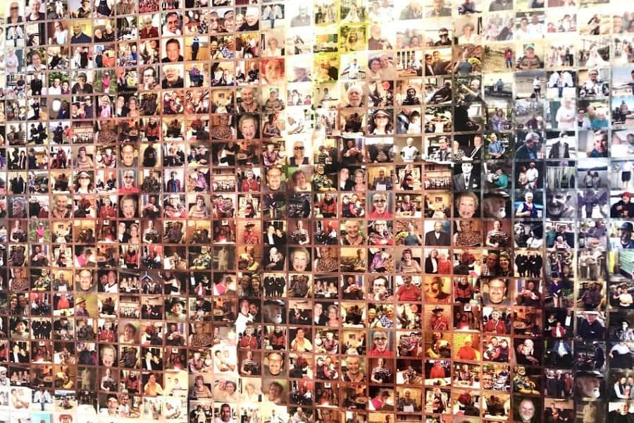 Seniors Photo Collage