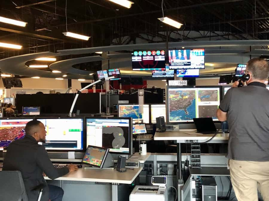 Air Canada Systems Operations Control