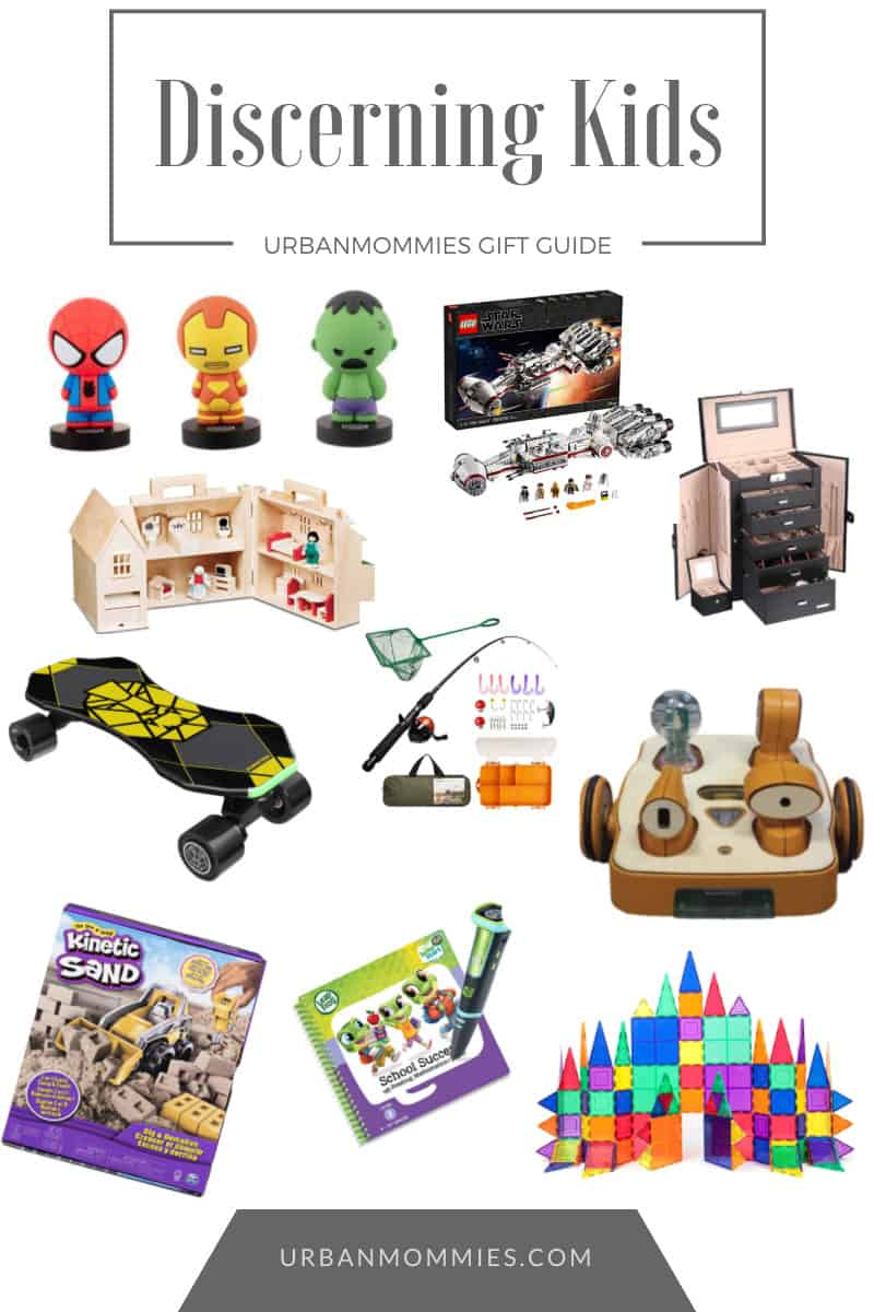 Gifts for Discerning Kids