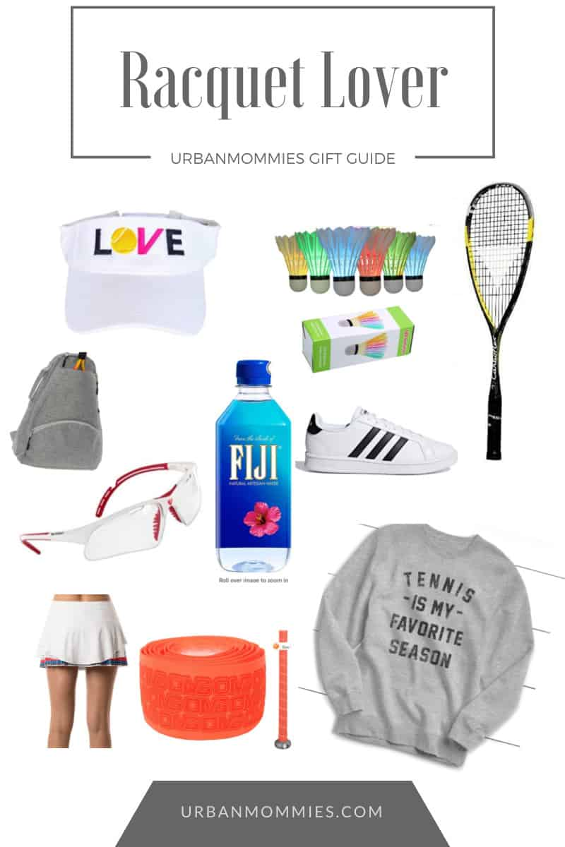 Gift Guide for Racquet Lovers