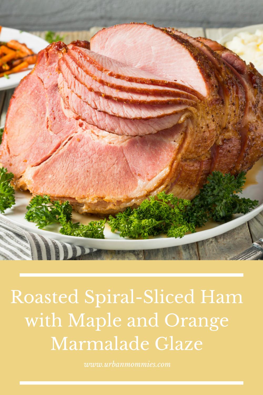 Roasted Spiral-Sliced Ham