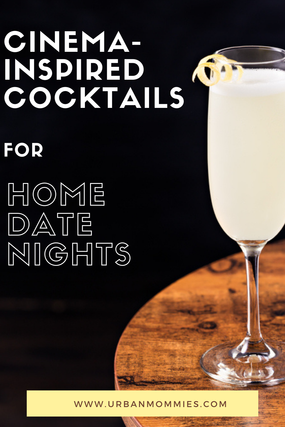 Home Date Night Cocktails