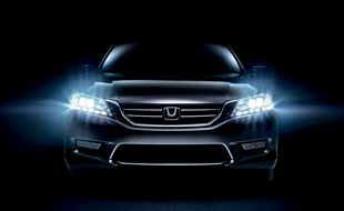 Accord 2013 LED Lights