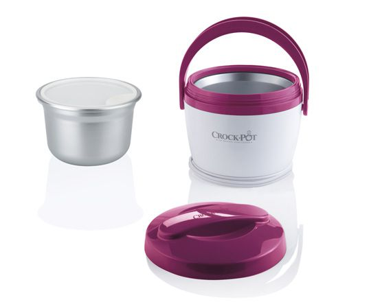 crock-pot lunch warmer