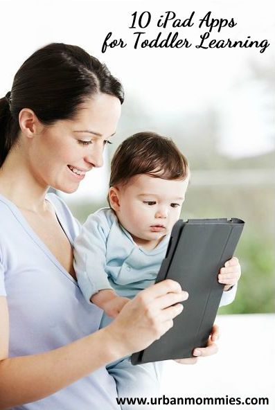 best ipad apps for baby