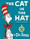 The Cat in the Hat by Dr. Seuss, childrens books