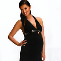Sexy and pregnant -- once seemingly an oxymoron -- are smouldering together.